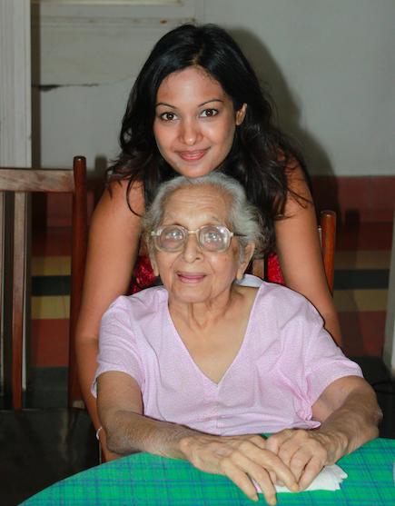 A tribute to my Dadima