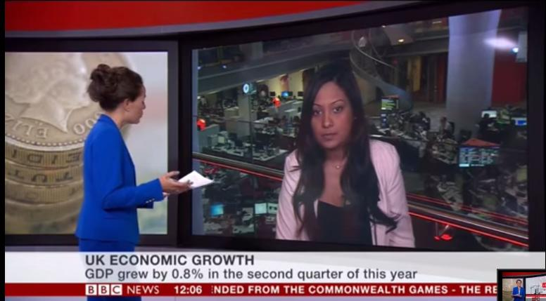 BBC News, UK Economy, the Prime Minister and Me..