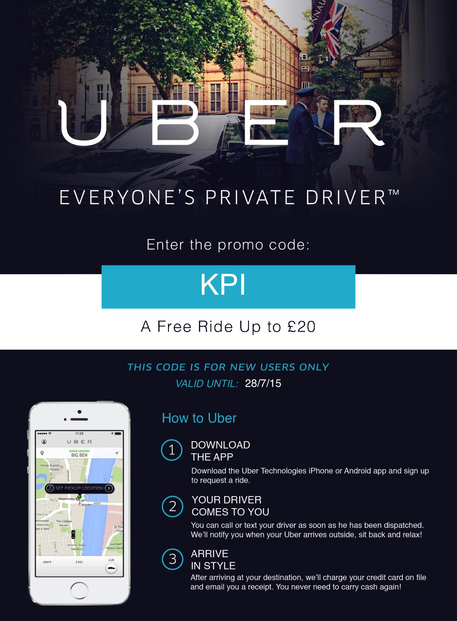 Uber Try Before You Buy