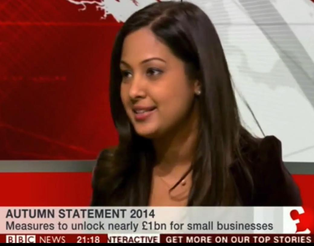 Darshana Ubl LIVE on BBC NEWS